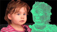 Child Face Scan